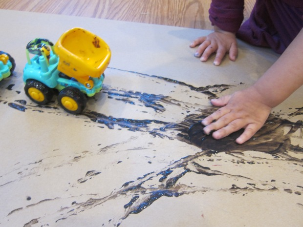Painting with Trucks (9)
