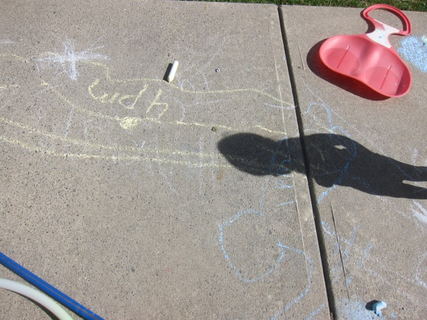 Shadow Chalk Experiment (6)
