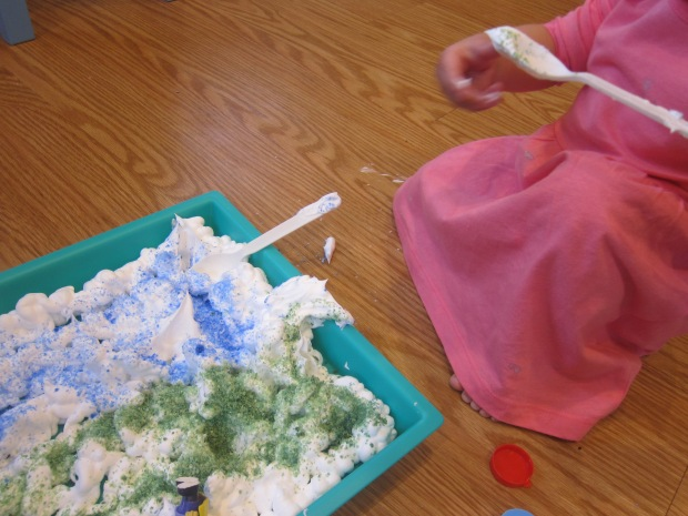Shaving Cream Colored Sand (4)