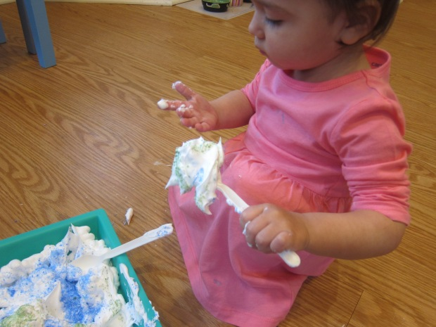Shaving Cream Colored Sand (5)