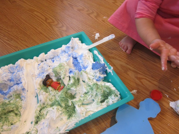 Shaving Cream Colored Sand (8)