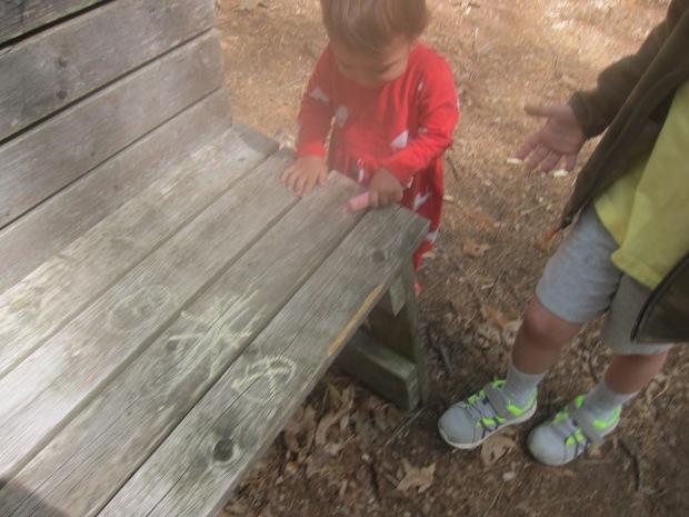 Sidewalk Chalk Marking (3)