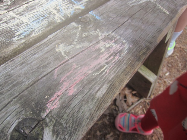 Sidewalk Chalk Marking (7)