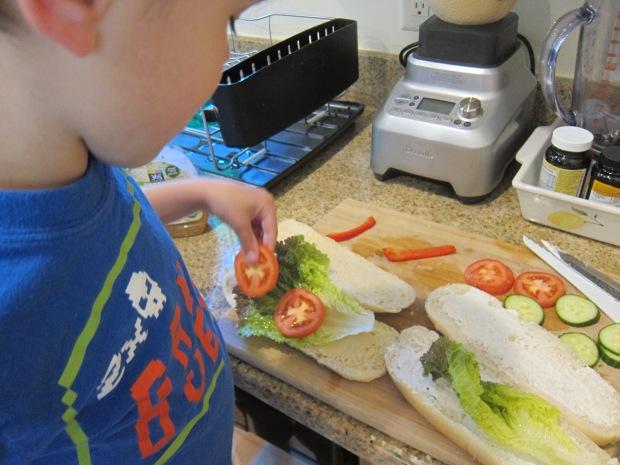 Submarine Sandwich (2)
