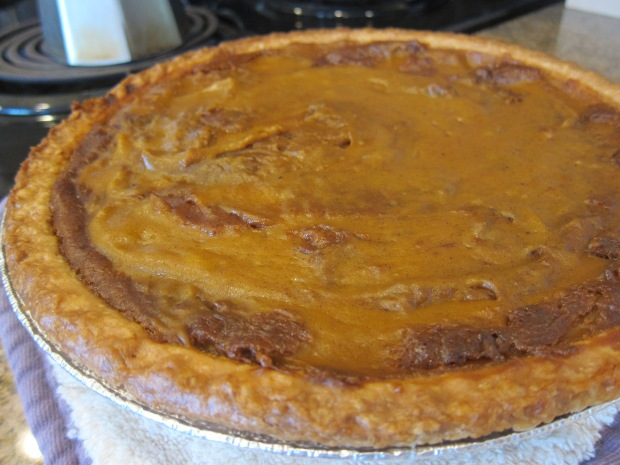 Sweet Potato Pie (1)