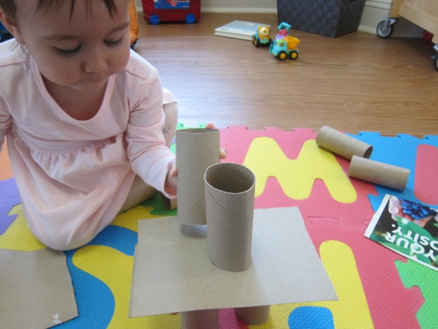 Toilet Paper Tube Towers (1)