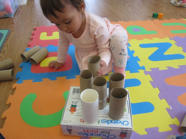 Toilet Paper Tube Towers (11)