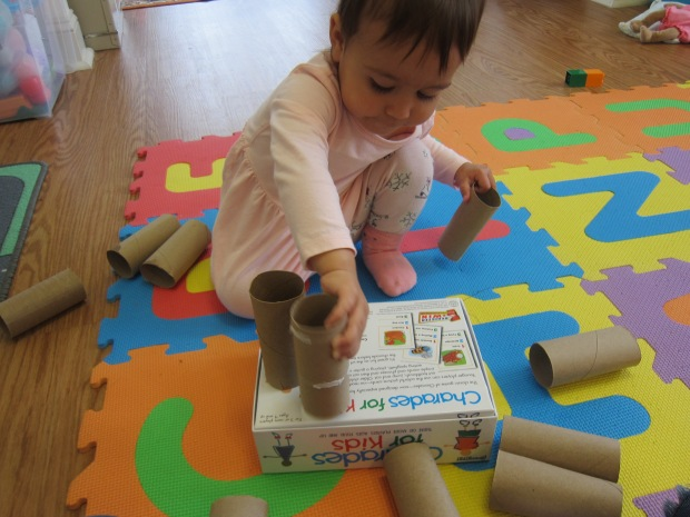 Toilet Paper Tube Towers (9)
