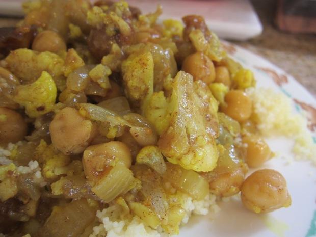 Cauliflower Tagine (3)