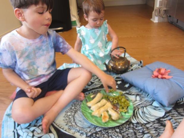 Crunchy Kefta Rolls (5)