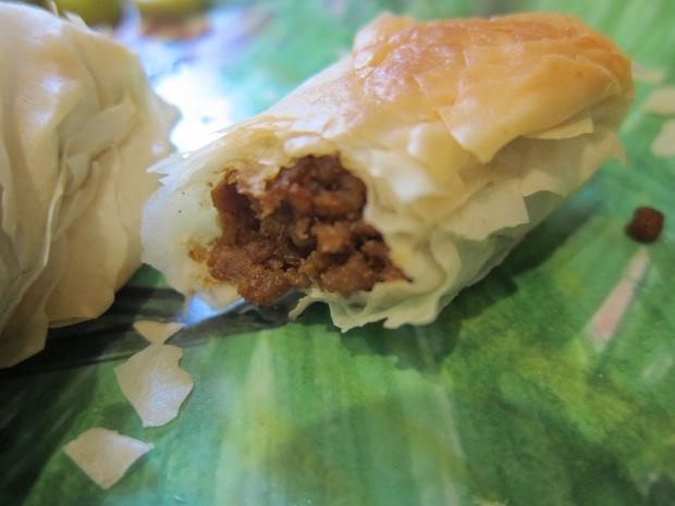 Crunchy Kefta Rolls (6)