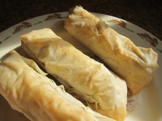 Crunchy Kefta Rolls alt