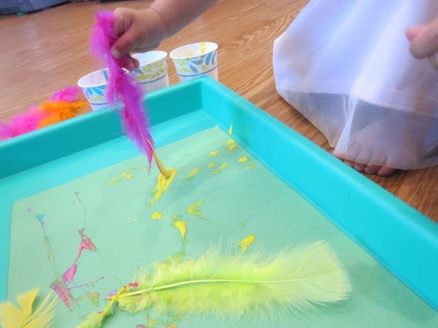 Feather Painting (4)