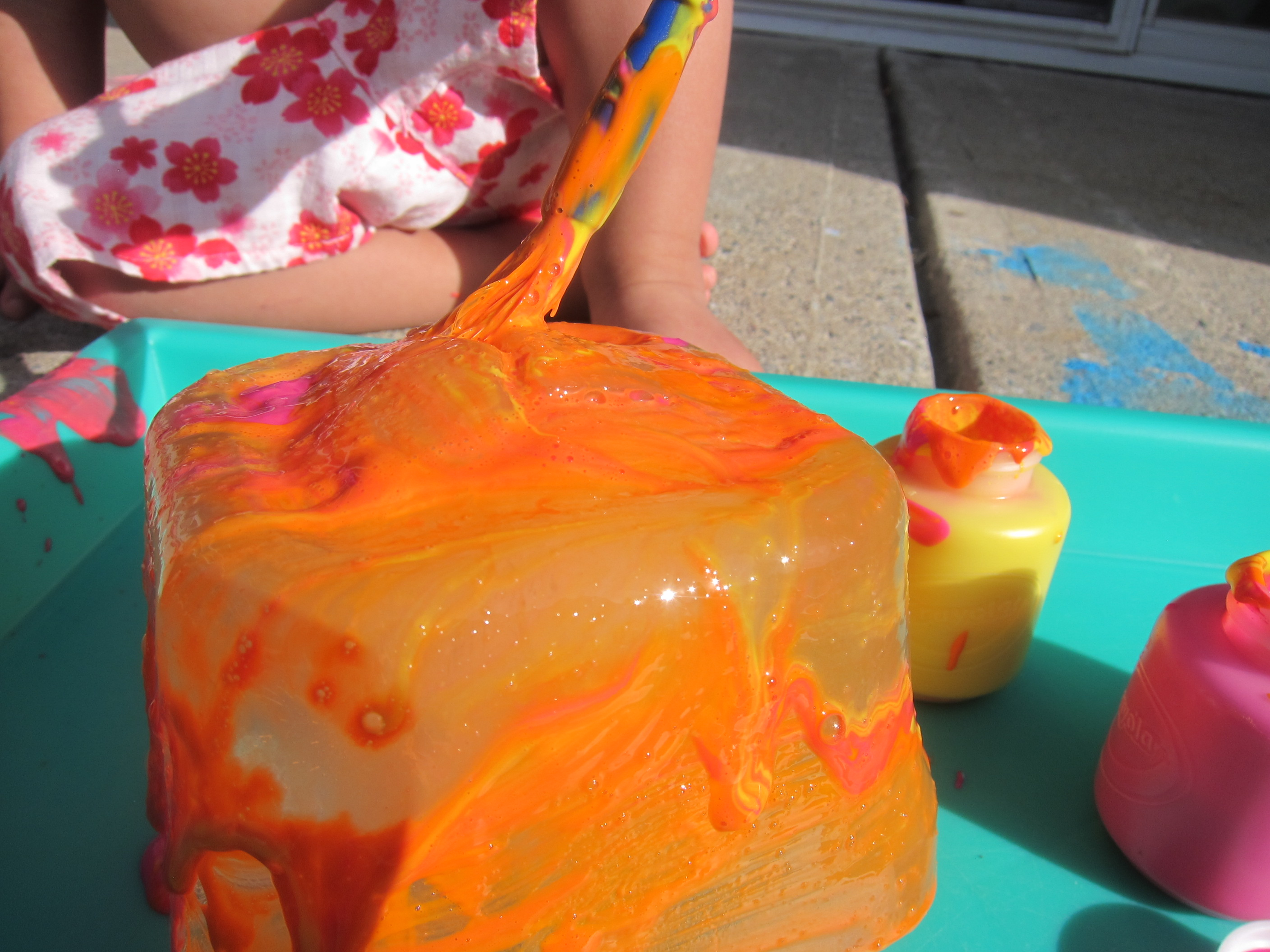 Ice Block Paint (5)