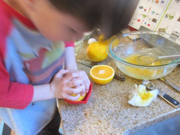 Orange Tea Cakes (2)