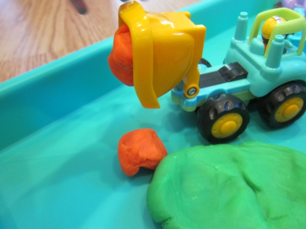 Play Dough Construction Site (1)