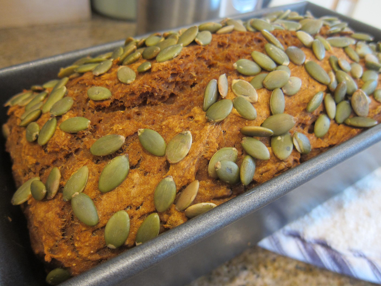 Pumpkin Bread (2)
