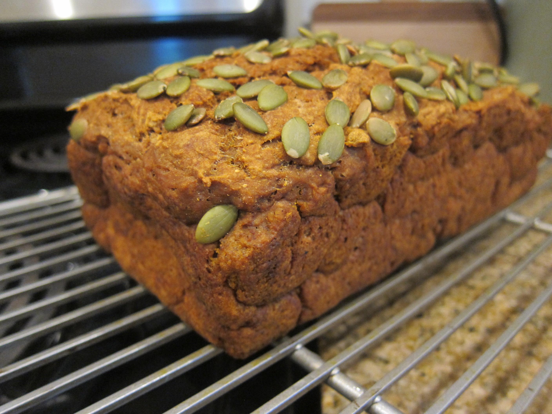 Pumpkin Bread (3)