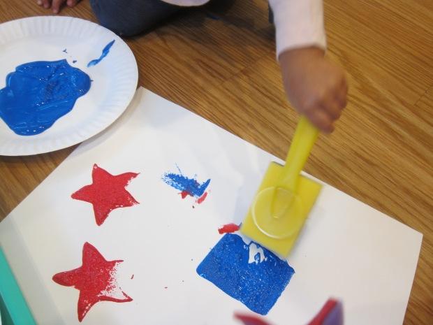 Stars and Stripes Sponge (2)