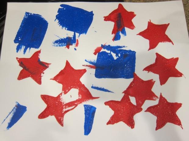 Stars and Stripes Sponge (8)