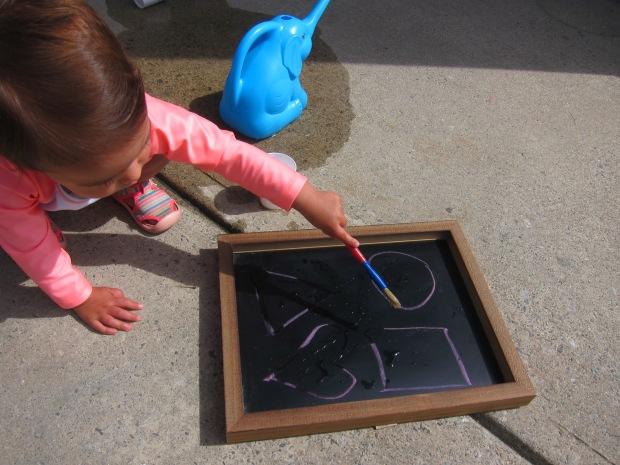 Tracing on Chalkboard (5)