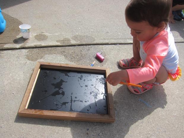Tracing on Chalkboard (9)