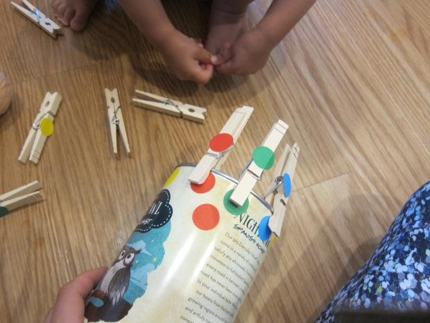 Clothespin Colors (6)