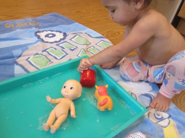 Doll Washing (2)