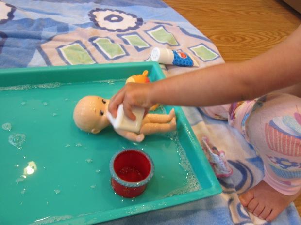 Doll Washing (7)