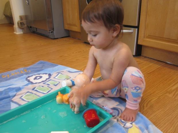 Doll Washing (9)