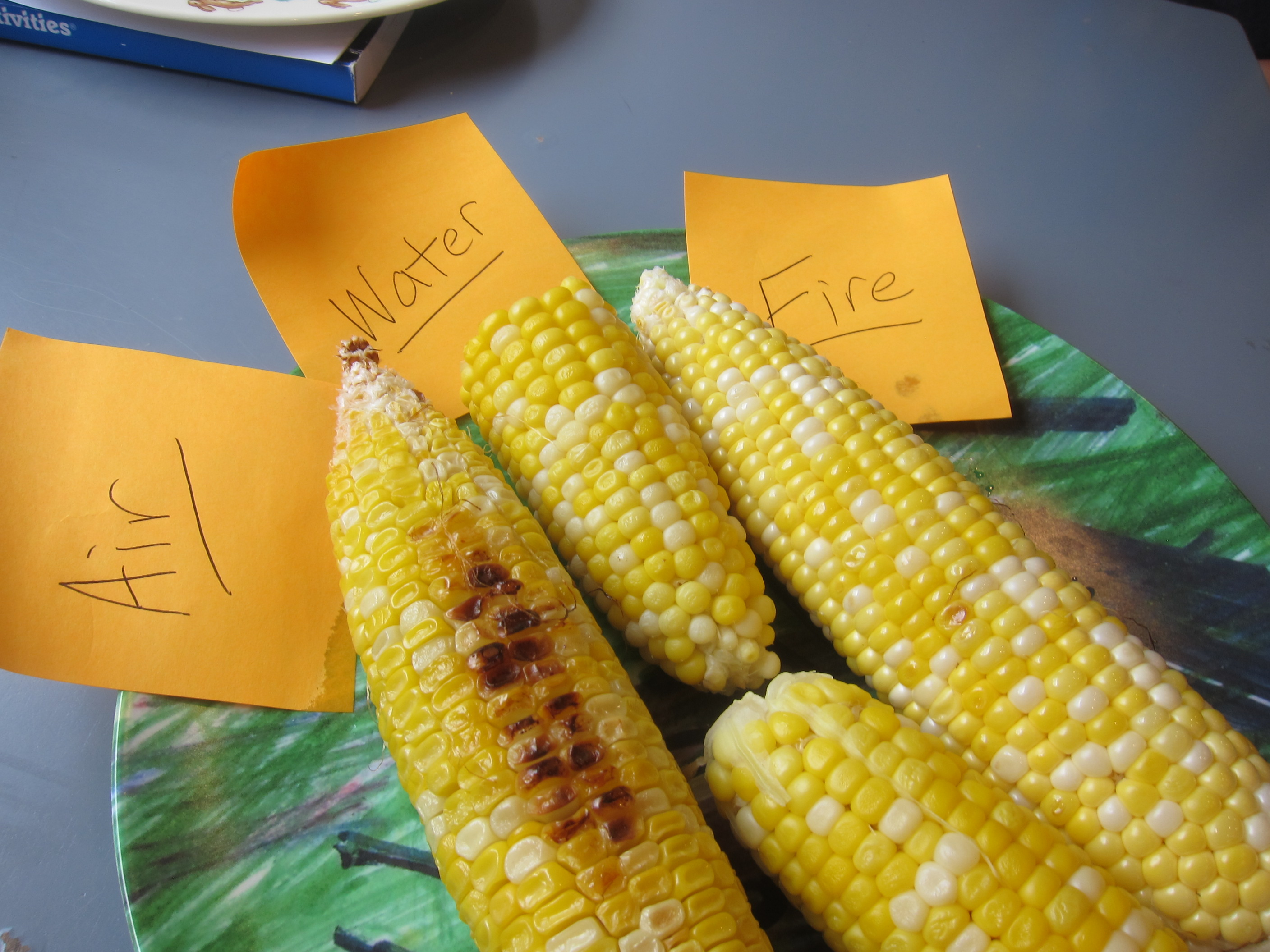 Fire and Corn (4)
