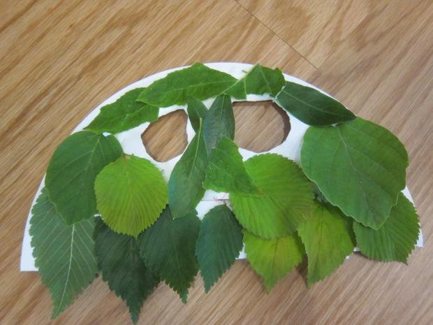 Leaf Mask (3)