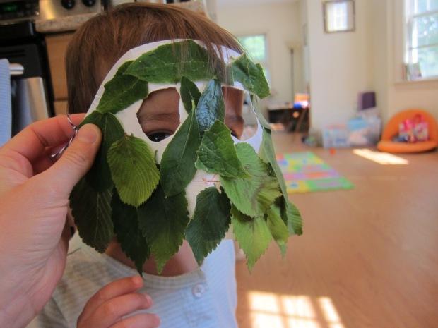 Leaf Mask (4)