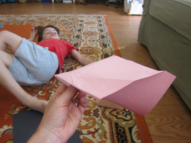 Paper Airplane (10)