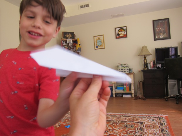 Paper Airplane (3)