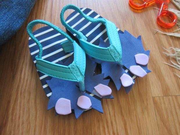 Beachy Creature Feet (3)