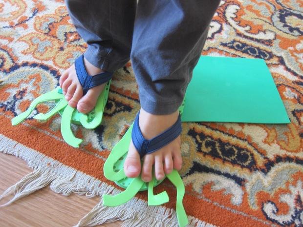 Beachy Creature Feet (5)