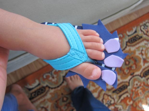 Beachy Creature Feet (6)