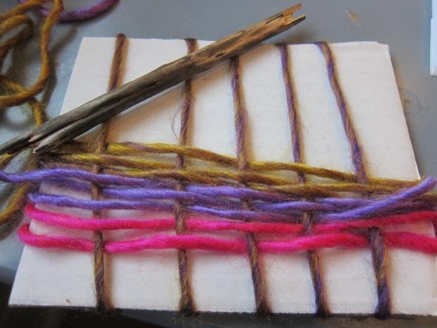 Cardboard Weave (5)