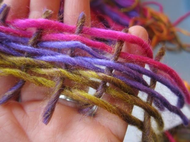 Cardboard Weave (6)
