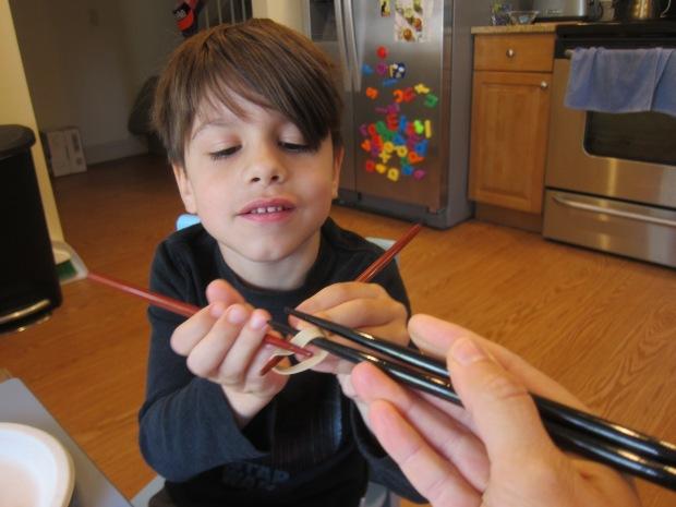 Chopstick Challenge (9)