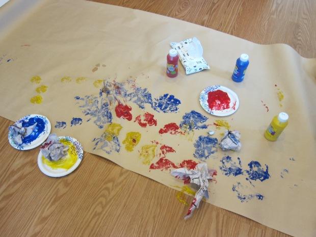 Crumple Painting (6)