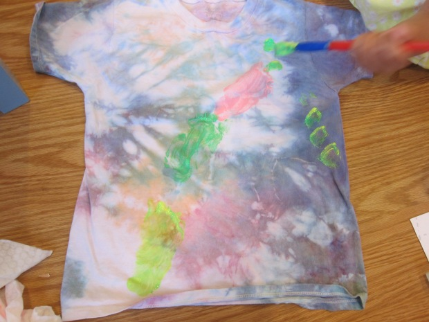 Footprint T-Shirt (3)
