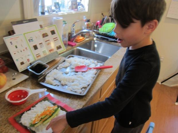 Homemade Sushi (4)