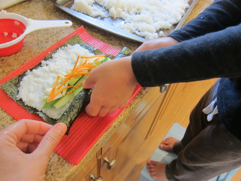 Homemade Sushi (5)
