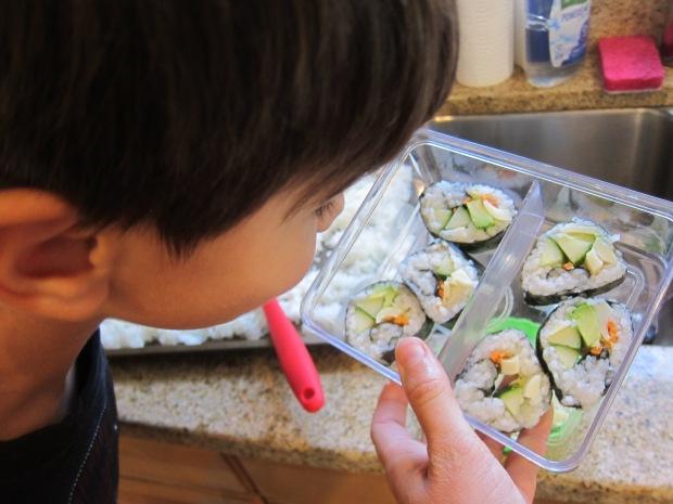 Homemade Sushi (6)