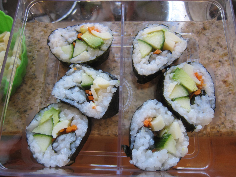 Homemade Sushi (7)