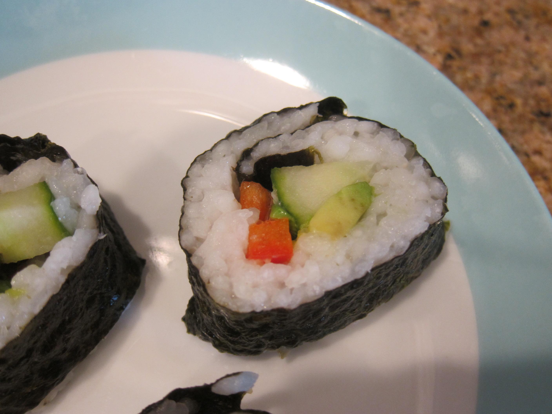 Homemade Sushi (9)