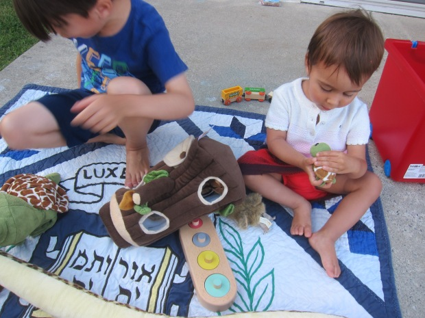 Indoor Toys Outside (12)