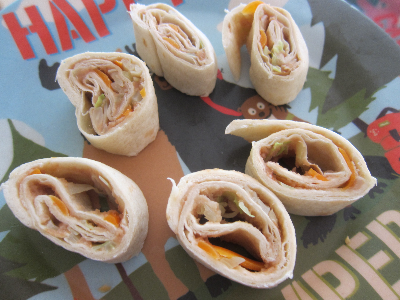Pinto Bean Roll Ups (2)